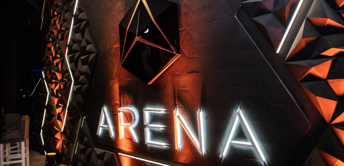 Arena, the place to play, un paraíso gamer hecho realidad del que no vas a querer salir nunca