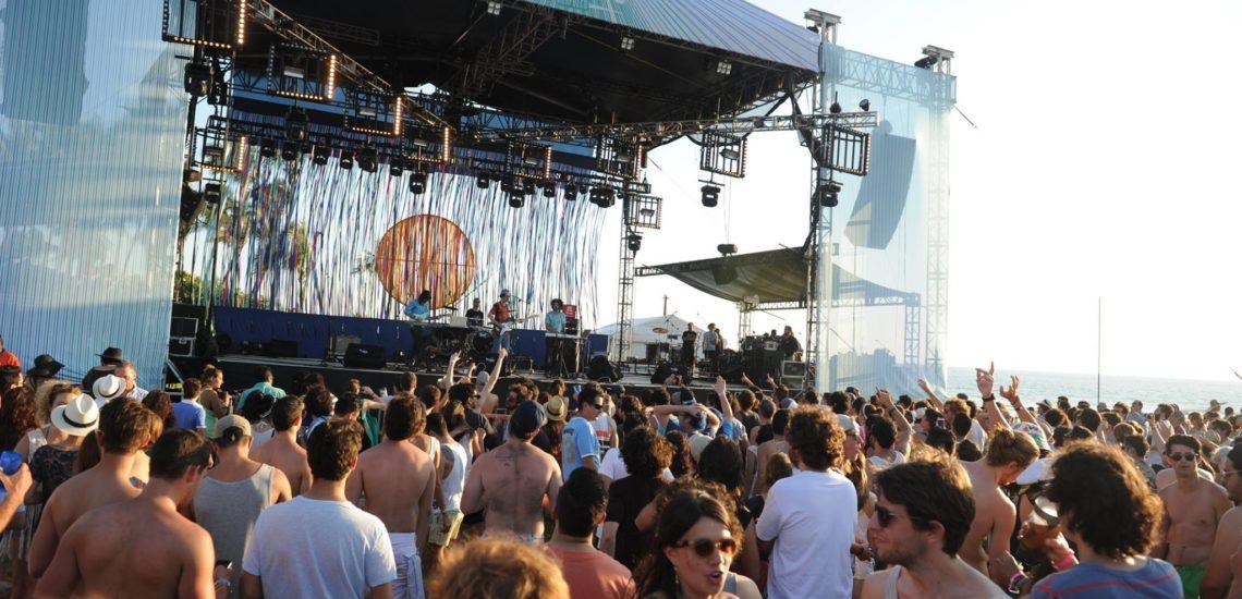 Sol, arena, mar y buena música…Trópico, el festival que te volverá loco